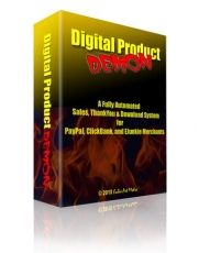Digital Product Demon
