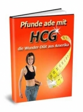 Pfunde ade mit HCG