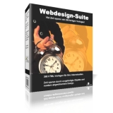 Webdesign-Suite (300 Webtemplates)