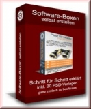 Softwareboxen Ebook + 20 PSD-Cover