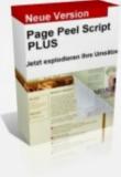 Pagepeel Script PLUS