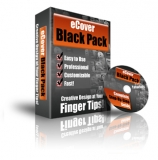 eCover Black Pack für Photoshop